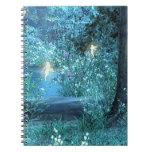 Cuaderno mágico de las hadas de la noche