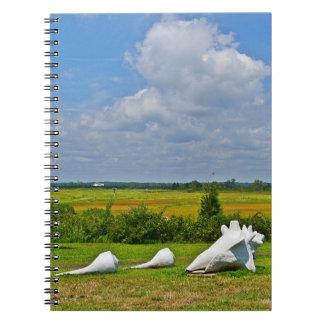 Cuaderno magnífico de Hammonasset