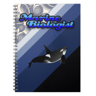 Cuaderno marino de la biología