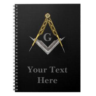 Cuaderno masónico