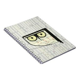 Cuaderno métrico del búho