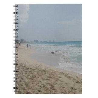 Cuaderno mexicano de la playa