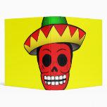 Cuaderno mexicano del cráneo