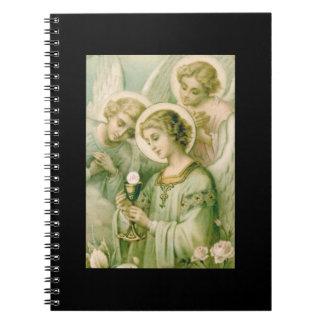 Cuaderno: Mi alma Rends el velo