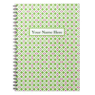 Cuaderno moderno
