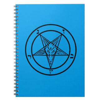 Cuaderno negro de Baphomet