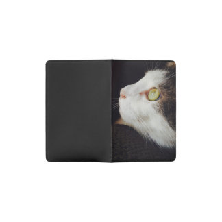 Cuaderno observado gato funda para libreta y libreta pequeña moleskine