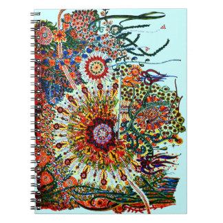 Cuaderno orgánico del momento