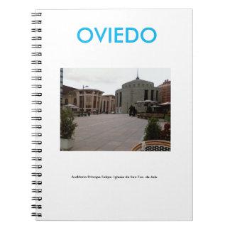 Cuaderno Oviedo