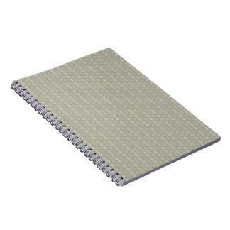 Cuaderno pacífico del diario de los diamantes