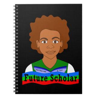 Cuaderno para el diario del escolar de los