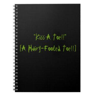 cuaderno peculiar del regalo del refrán extraño