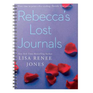 Cuaderno perdido de los diarios de Rebecca