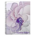 Cuaderno personalizado coqueta
