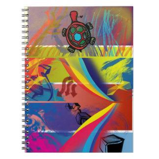 Cuaderno principal de la tortuga