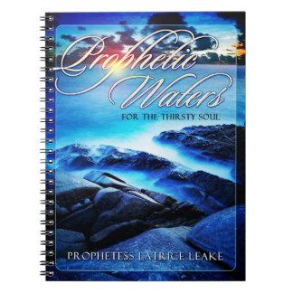 Cuaderno profético de las aguas
