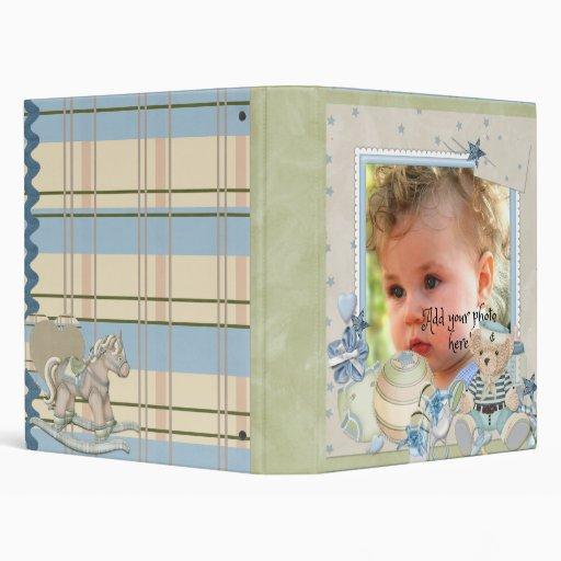 Cuaderno puro del bebé del amor