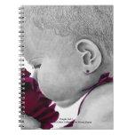 Cuaderno púrpura del chica 1