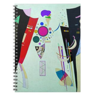 Cuaderno recíproco de los acuerdos de Kandinsky