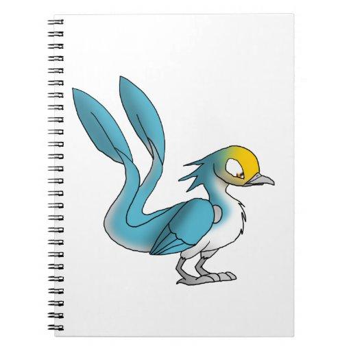 Cuaderno reptil del trago