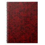 """Cuaderno rojo del """"rasguño"""""""