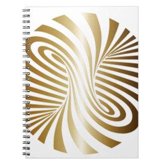 Cuaderno Spiral Notebook