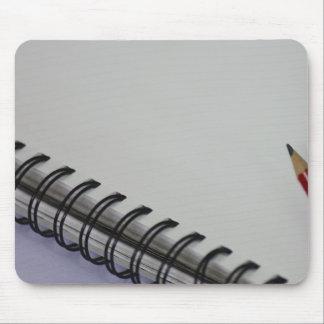 Cuaderno Tapetes De Raton