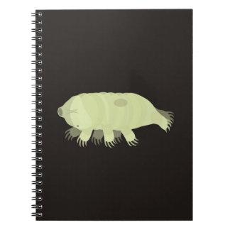 Cuaderno tardígrado