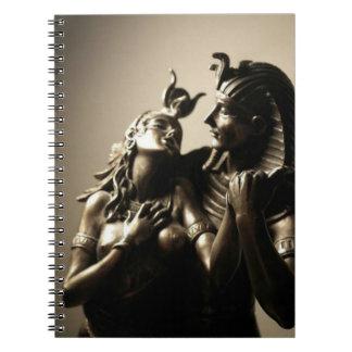Cuaderno temático egipcio