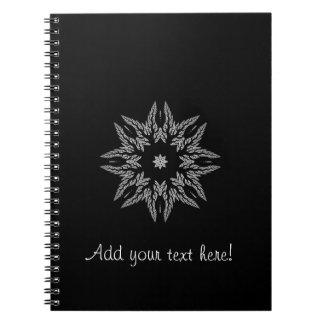 Cuaderno tribal del fractal