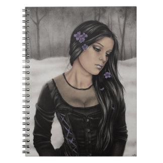 Cuaderno triste del invierno