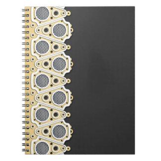 Cuaderno urbano del tapetito