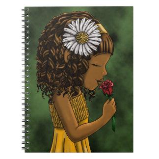 """Cuaderno verde del """"amor"""""""