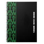 Cuaderno (verde) estelar