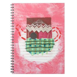 Cuaderno viejo de la caldera