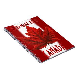 Cuadernos de encargo Canadá del recuerdo del diari
