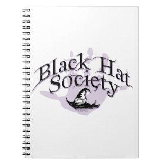 Cuadernos de la sociedad del gorra negro