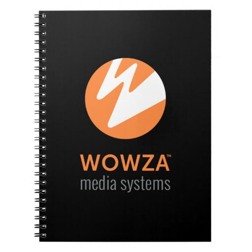 Cuadernos espirales de Wowza