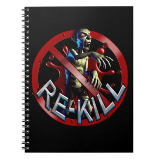 Cuadernos Reanimated de ReKill