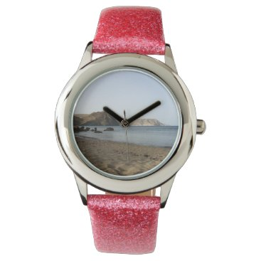 Beach Themed CUADplayaalmeria.png Wrist Watch