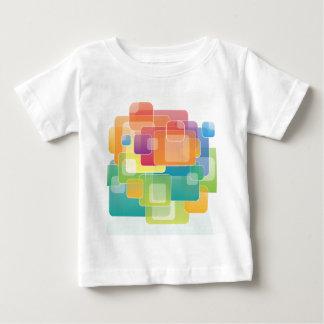 Cuadrado abstracto tshirt