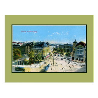 Cuadrado de Berlín Potsdam de los 1900s del Postal
