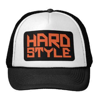 Cuadrado de Hardstyle Gorros