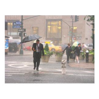 Cuadrado de Herald, Nueva York 2005 Postal