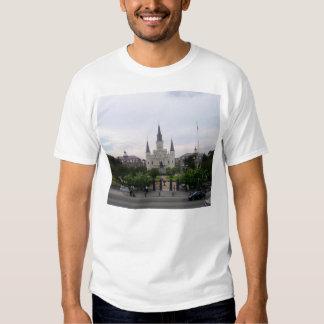 Cuadrado de Jackson, camiseta de New Orleans Polera