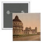 Cuadrado de la catedral, Pisa, Toscana, Italia Pin