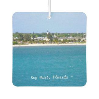 Cuadrado de la línea de la playa de Key West