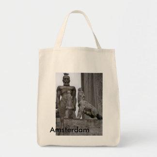 Cuadrado de la presa, Amsterdam Bolsa Tela Para La Compra