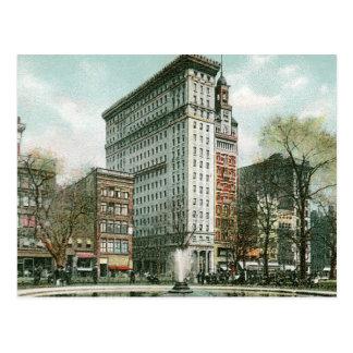 Cuadrado de la unión, Nueva York Postal