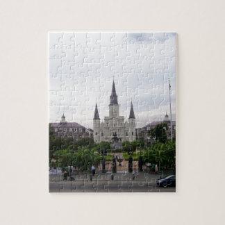 Cuadrado de New Orleans Jackson Puzzle